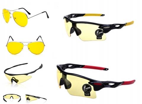 Predám polarizované slnečné okuliare vhodné na športové aktivity -  byciklovanie 4b612342b5b